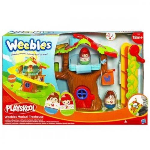 B23 - Weebles boomhuis