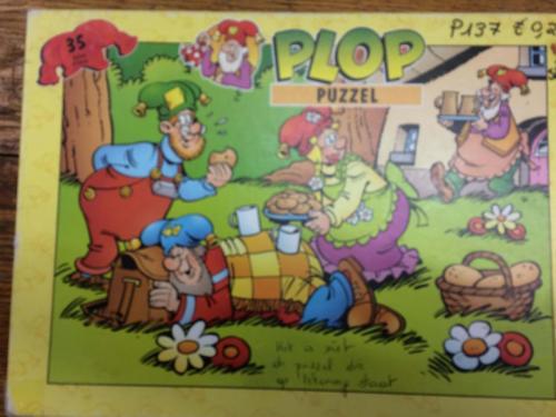 P137 - Puzzel Plop