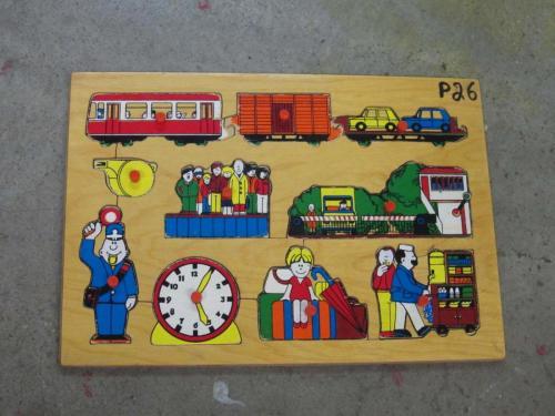P26 - Houten treinstation