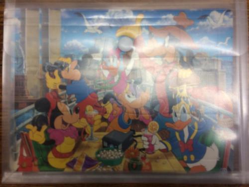 P95 - Puzzel Disney