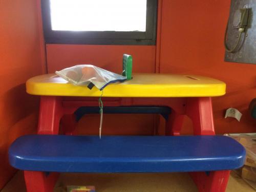 T49 - Sport picknicktafel